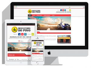 Site – Bicicletaria do Povo